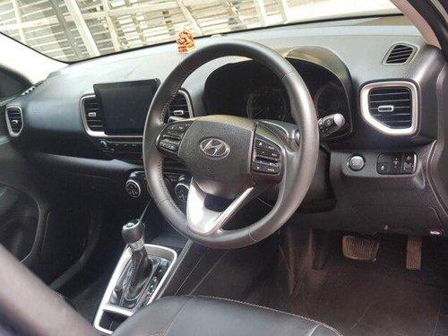 Used 2019 Hyundai Venue AT for sale in Mumbai