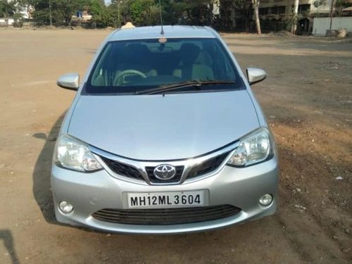 Used 2015 Toyota Etios MT for sale in Nashik