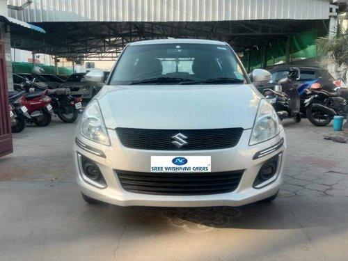 Maruti Suzuki Swift VXI 2016 MT for sale in Coimbatore