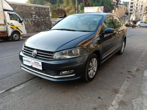 Used 2017 Volkswagen Vento 1.5 TDI Highline AT in Mumbai