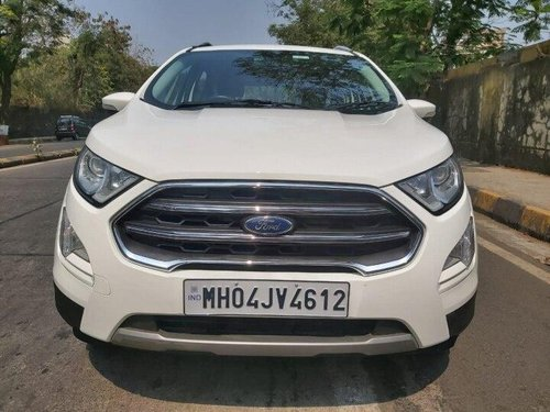 Used Ford EcoSport 2019 AT for sale in Mumbai