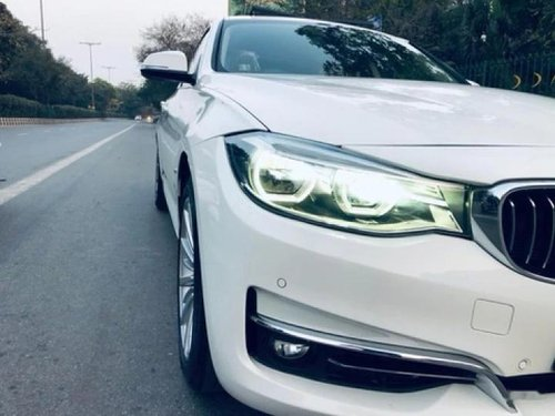 2017 BMW 3 Series GT Luxury Line AT in New Delhi