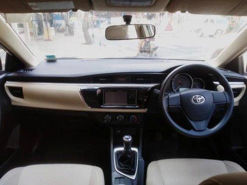 Used 2015 Toyota Corolla Altis MT for sale in Kolkata