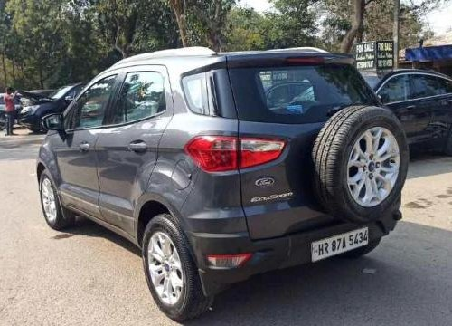 Used Ford EcoSport 2017 AT for sale in Faridabad -5