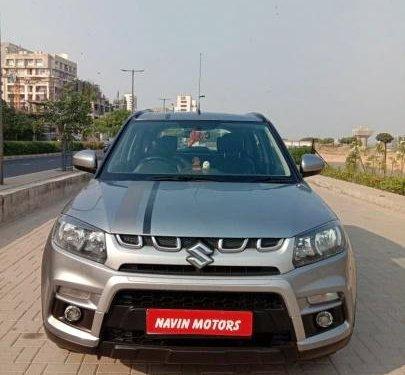 Used 2018 Maruti Suzuki Vitara Brezza VDi MT in Ahmedabad