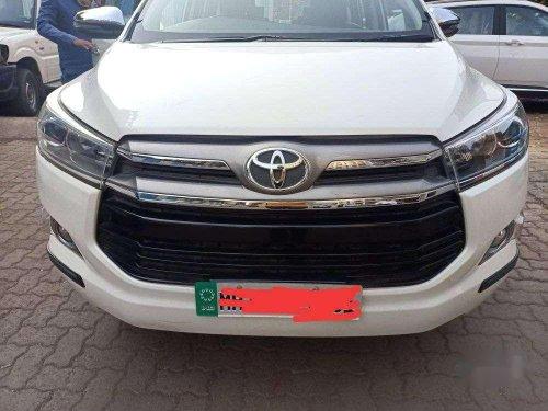 2017 Toyota Innova Crysta 2.4 ZX MT for sale in Mumbai