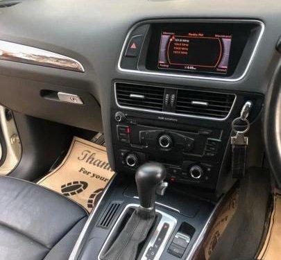 2011 Audi Q5 2.0 TDI AT for sale in Kolkata