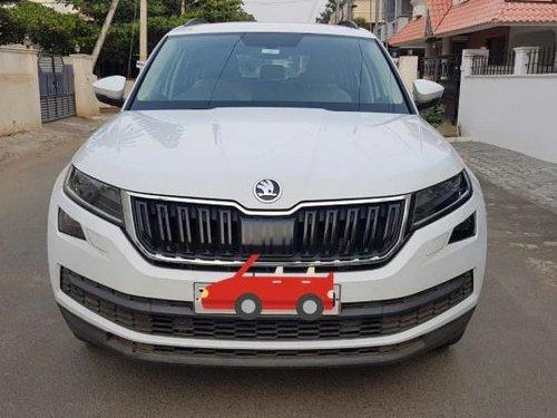Used 2019 Skoda Kodiaq AT for sale in Coimbatore