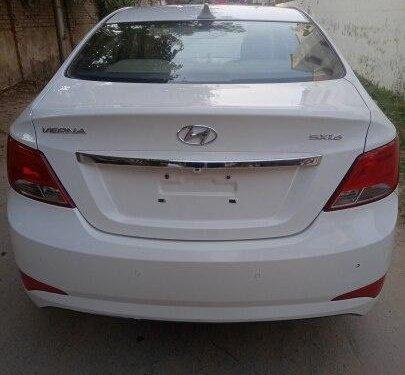 Hyundai Verna 1.6 CRDI SX Option 2017 MT for sale in Allahabad