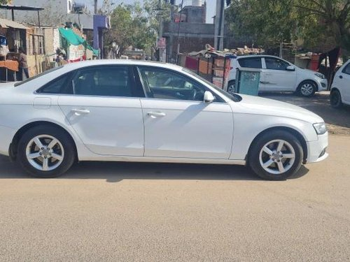 Used 2014 Audi A4 2.0 TDI AT for sale in Jaipur