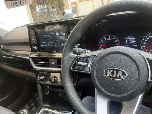 2020 Kia Seltos HTK Plus G MT for sale in Bangalore