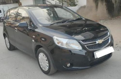 Chevrolet Sail 1.2 LS ABS 2014 MT for sale in Hyderabad