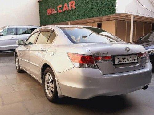 Used 2012 Honda Accord 2.4 A/T for sale in New Delhi