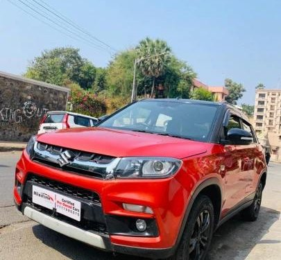 2018 Maruti Suzuki Vitara Brezza ZDi Plus MT for sale in Mumbai
