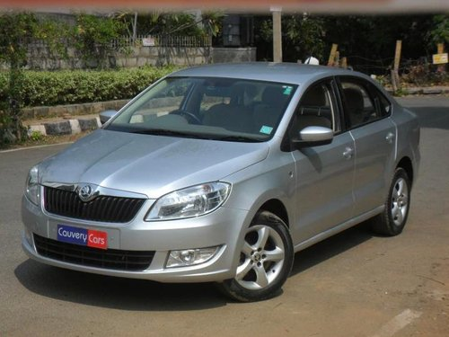 2015 Skoda Rapid 1.6 MPI Ambition MT for sale in Bangalore