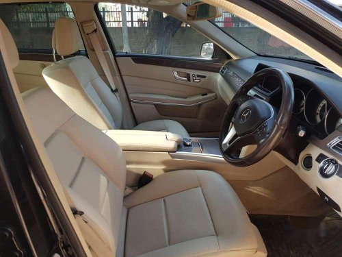 Mercedes Benz E Class 2016 AT for sale in Agra