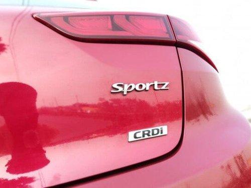 Hyundai i20 1.4 Sportz 2018 MT for sale in Surat