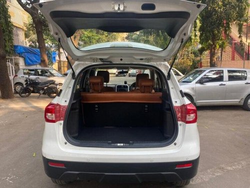 Used 2019 Maruti Suzuki Vitara Brezza MT for sale in Mumbai -2