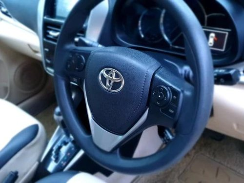 2018 Toyota Yaris V Optional CVT AT for sale in Pune