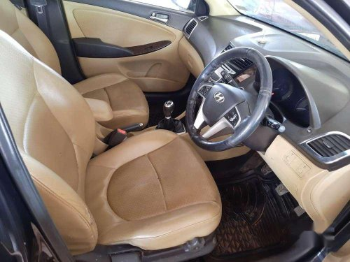 Used Hyundai Verna 1.6 SX 2012 MT for sale in Rajahmundry