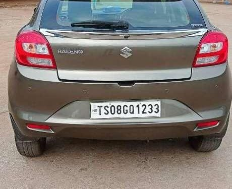 2019 Maruti Suzuki Baleno Alpha MT in Hyderabad-4