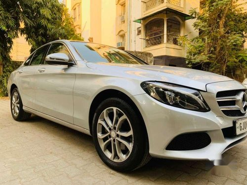 2016 Mercedes Benz C-Class C 200 AVANTGARDE MT in Vadodara-9