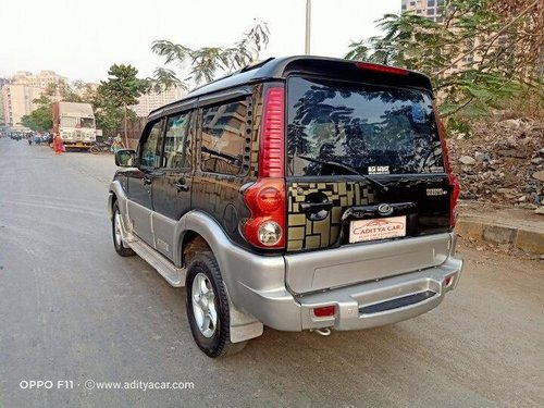 Used Mahindra Scorpio 2009 MT for sale in Mumbai -8