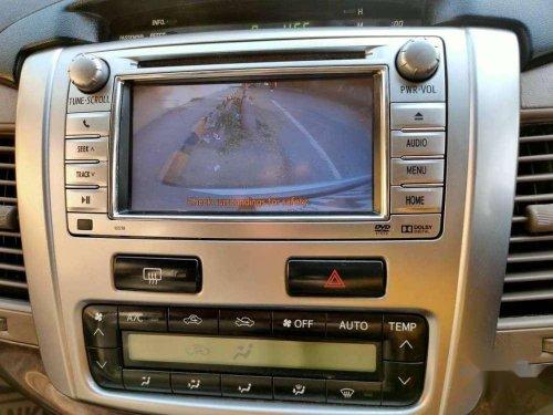 2015 Toyota Innova 2.5 VX 8 STR MT for sale in Mumbai