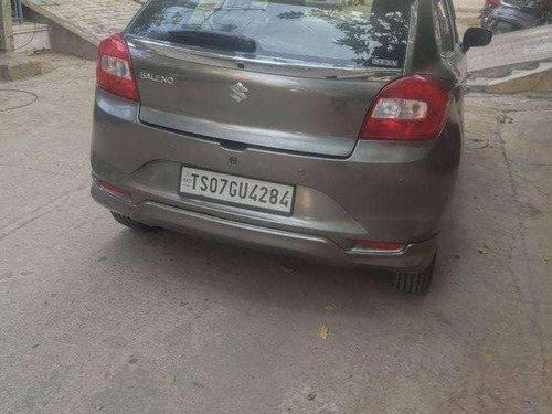 Used Maruti Suzuki Baleno Zeta CVT 2019 MT in Hyderabad