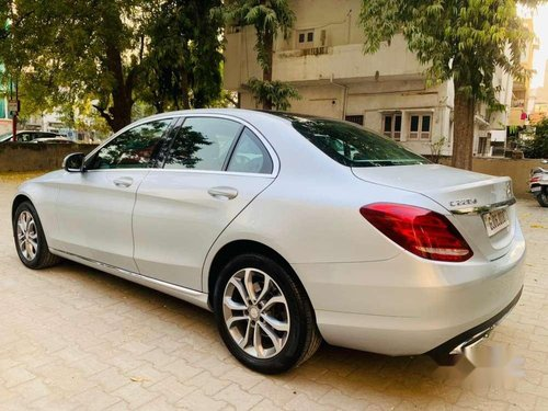 2016 Mercedes Benz C-Class C 200 AVANTGARDE MT in Vadodara-10