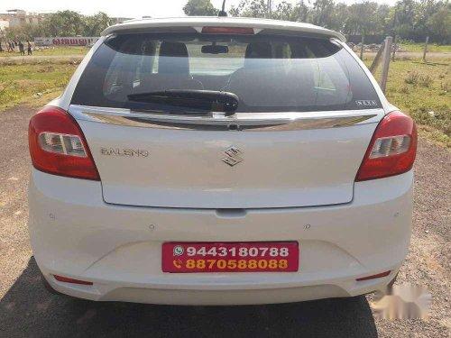 Used 2017 Maruti Suzuki Baleno MT for sale in Cuddalore