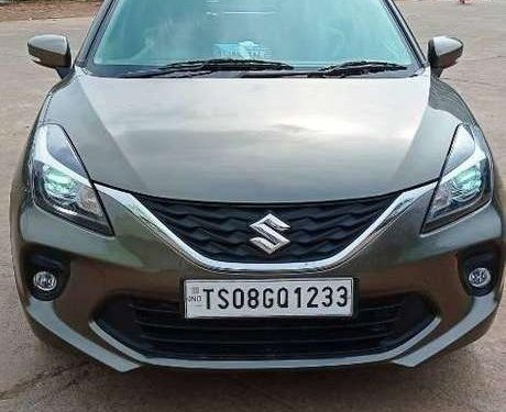 2019 Maruti Suzuki Baleno Alpha MT in Hyderabad-8