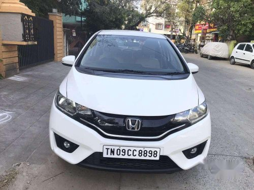 Used Honda Jazz 2016 MT for sale in Chennai -6
