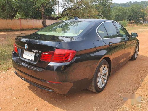 Used BMW 5 Series 525d Luxury Line 2012 AT for sale in Madurai