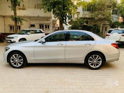 2016 Mercedes Benz C-Class C 200 AVANTGARDE MT in Vadodara