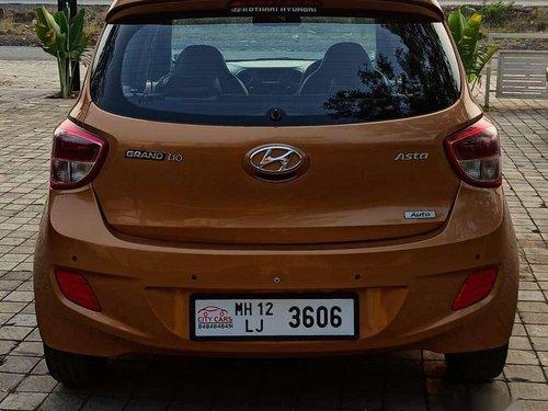 2014 Hyundai Grand i10 AT Asta for sale in Pune