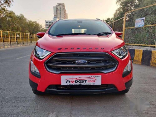 Used Ford EcoSport 2019 MT for sale in Mumbai