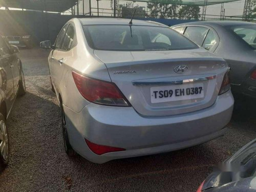 2015 Hyundai Fluidic Verna MT for sale in Hyderabad