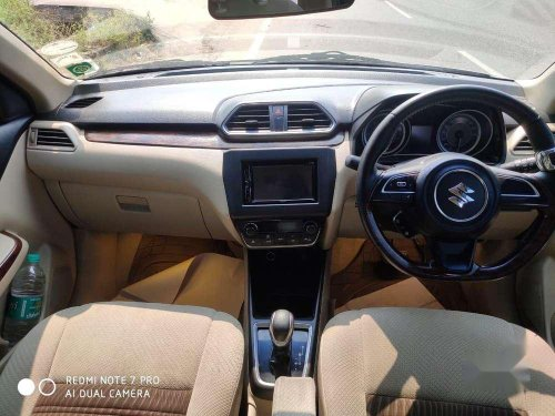 Used Maruti Suzuki Dzire 2017 AT for sale in Pondicherry