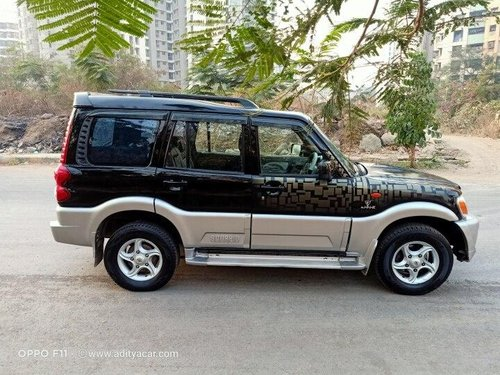 Used Mahindra Scorpio 2009 MT for sale in Mumbai -9