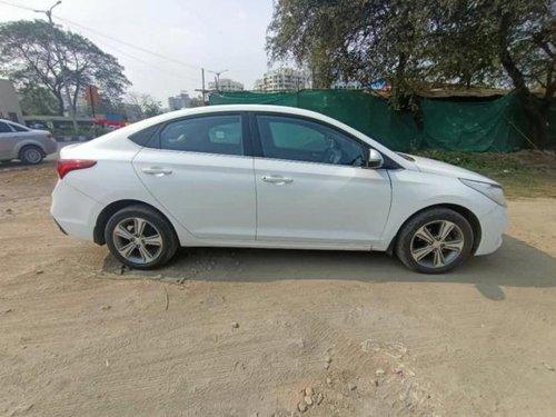 Used Hyundai Verna 2019 AT for sale in Pune