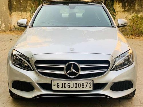 2016 Mercedes Benz C-Class C 200 AVANTGARDE MT in Vadodara-6