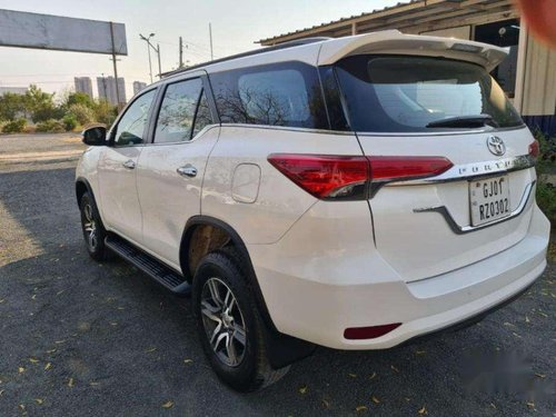 2017 Toyota Fortuner 2.8 2WD AT in Ahmedabad