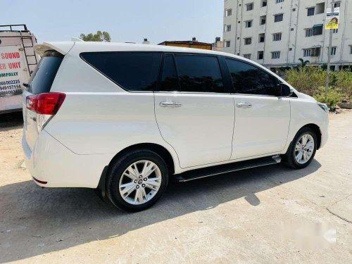 2019 Toyota Innova Crysta 2.4 ZX MT in Hyderabad