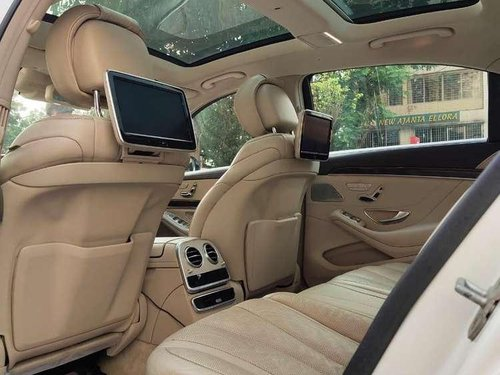 Mercedes Benz S Class 2014 AT for sale in Mumbai