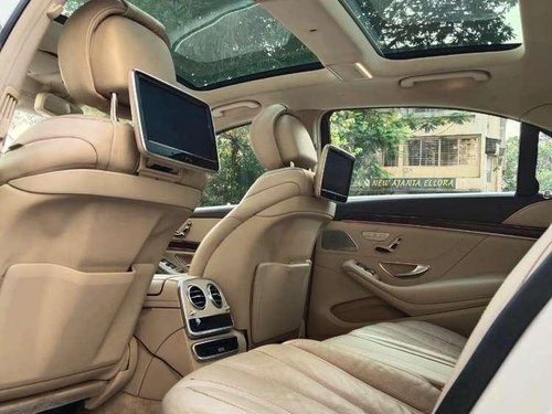 Mercedes Benz S Class 2014 AT for sale in Mumbai-4