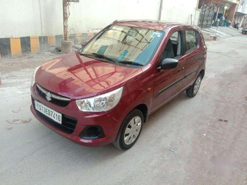 2015 Maruti Suzuki Alto K10 VXI MT for sale in Hyderabad-8