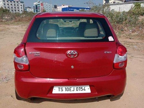 Used 2016 Toyota Etios Liva 1.4 GD MT in Hyderabad