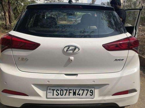 Used 2017 Hyundai Elite i20 Asta 1.2 MT for sale in Hyderabad
