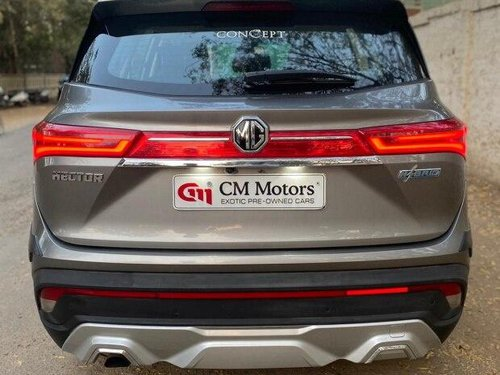 2020 MG Hector Hybrid Sharp MT for sale in Ahmedabad